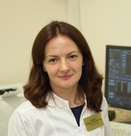 Рощина Екатерина Владимировна  - рентгенолог