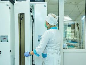 В нашем центре установлена передовая видеоэндоскопическая система экспертного класса Fujifilm 4450