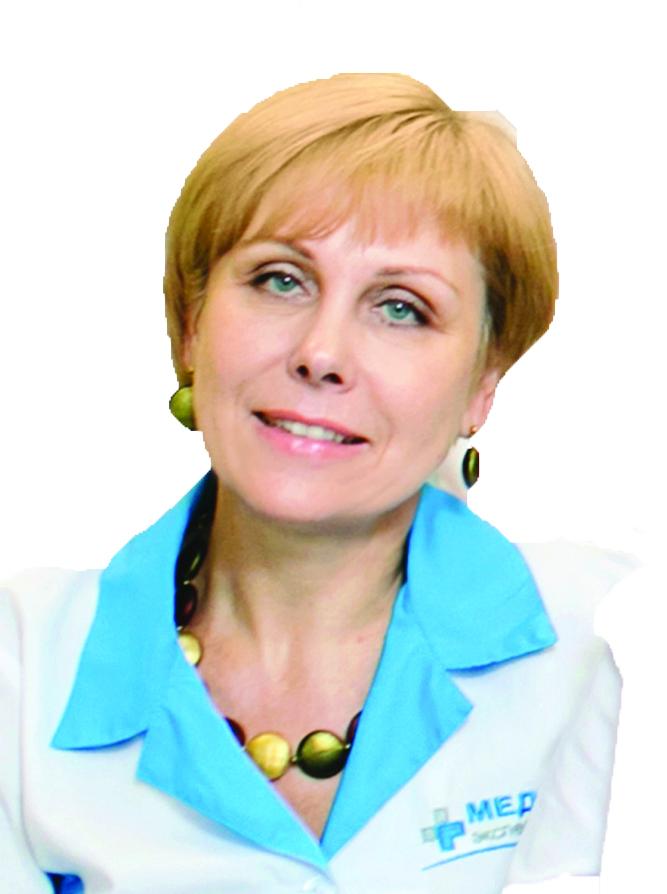 Кондрашова Ирина Иосифовна - врач ультразвуковой диагностики