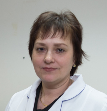 Плетнева Галина Юрьевна - рентгенолог, заведующая рентгенкабинетом