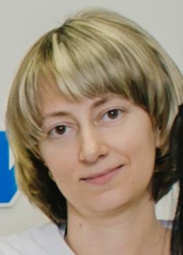 Герценберг Олеся Борисовна