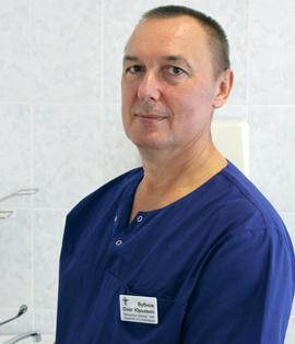 Бубнов Олег Юрьевич - травматолог-ортопед