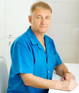 Егупов Владимир Александрович - эндоскопист