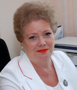 Головачёва Валентина Дмитриевна