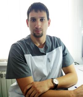 Крахмалев Роман Борисович - эндоскопист