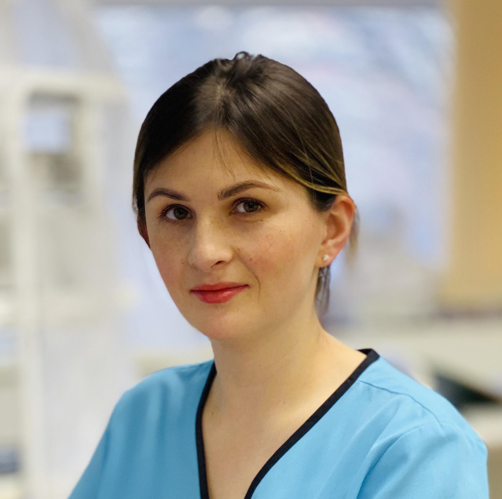 Сылко Ольга Юрьевна - Гастроэнтеролог-эндоскопист